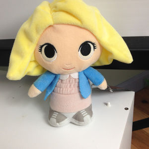 Funko Plush: Stranger Things Eleven with wig